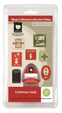 NEW!! Cricut cartridge Christmas Cards! ORIGINAL w/keypad - RARE!  #2000535