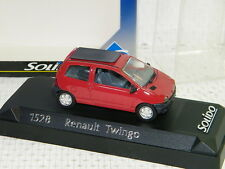 SOLIDO - RENAULT TWINGO ROUGE