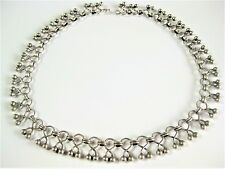 Antikes Collier Silber 835, 42,2 cm