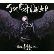 Six feet under-GRAVEYARD CLASSICS 3 CD neuf emballage d'origine
