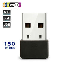 MINI USB 150MBPS WIFI WIRELESS ADAPTOR 802.11 B G N LAN NETWORK DONGLE ADAPTER