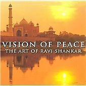 Ravi Shankar - Vision of Peace (The Art of , 2001) - New & Sealed