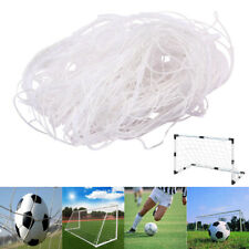 Practice Football Soccer Goal Post Net Outdoor Sport Training Practice Tool New