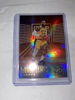 LeBron James ILLUMINATION 2019-20 Panini Illusions LAKERS 21 Finals MVP LAbron