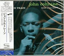 JOHN COLTRANE-BLUE TRAIN -JAPAN SHM-CD C94
