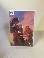 HORIZON ZERO DAWN #1 LOISH VIRGIN 1:10 VARIANT PLAYSTATION TITAN COMICS
