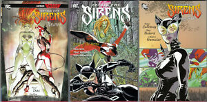 Gotham City Sires Volume 1 2 3 HC Hardcover Lot Collects #1-19 New/Unread