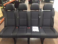 Mercedes Benz Sprinter 4 person bench seat