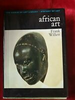 African Art-Frank Willett, FIRST EDITION 1971 HARDBACK RARE COLLECTABLE