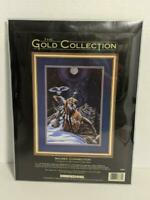 Dimensions Sacred Connection Counted Cross Stitch Gold Collection New -062009
