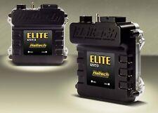 Haltech Elite 550 ECU + 2.5m (8 ft) Premium Universal Wire‐in Harness Kit