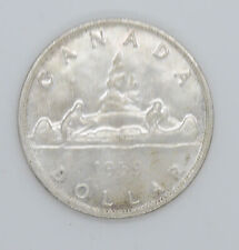 1959 Canadian silver coin One Dollar PL condition