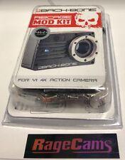 Back-Bone Ribcage Interchangeable Modified Kit for Yi 4K YI4K Camera #BBRCY4K