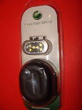 SONY ERICSSON-T610-T616-T618-PHONE FLASH MPF-10  ORIGINALE CON CUSTODIA