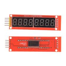 MAX7219 Red Module 8-Digit LED Display 7 Segment Digital Tube For Arduino  BH
