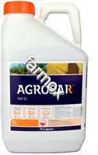 5 Liter, Agrosar 360 SL, deutsche Beschreibung