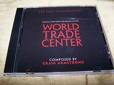 WORLD TRADE CENTRE : FOR YOUR CONSIDERATION CD ALBUM CRAIG ARMSTRONG 18 TRACKS