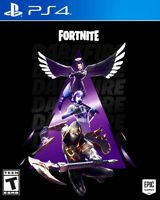 FORTNITE Darkfire Bundle (PlayStation 4 PS4) Brand New Sealed With SlipCover