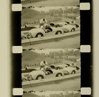 50's-60's USAF Military Disneyland Mexico Greenland 16mm Film Home Movie Vtg