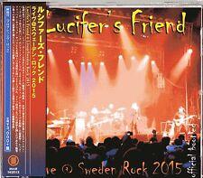 LUCIFER'S FRIEND-LIVE@ SWEDEN/ROCK 2015-JAPAN CD Gi88
