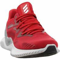 adidas Alphabounce Beyond Team  Casual Running  Shoes - Red - Mens