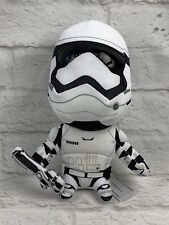 "Underground Toys Disney Star Wars 9"" Stormtrooper Talking Plush w/ Movie Sounds"