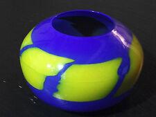 Vase Création Copper-Glass de Yannick Hoeltzel - Maître verrier plasticien