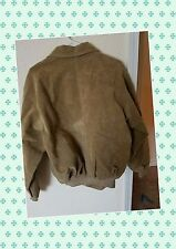 Women Leather Blazer Jacket  XL