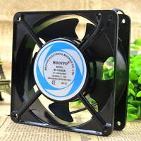 for MDOVPD M-12038A W1-B Ball bearing cooling fan AC220/240V 0.12A 120*120*38MM