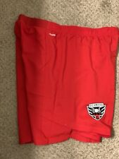 Mens adidas Aeroready MLS Cincinnati FC Soccer Shorts Orange Sz Large Fm1662