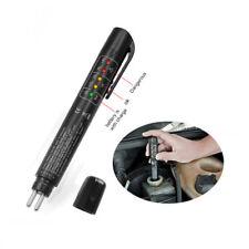 Car Brake Fluid Oil Tester Detection Pen LED indicato Auto Testing Tool DOT3/4/5
