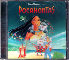 Pocahontas Alan Menken Stephen Schwartz OST CD Mel Gibson colors of the Winds