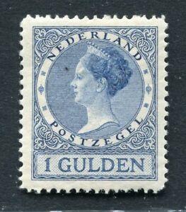 Nederland nvph 163, 1 gld VETH, postfris/MNH
