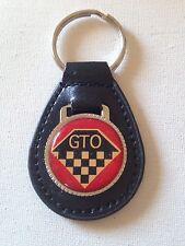 Pontiac GTO Keychain Pontiac Key Fob Key Chain
