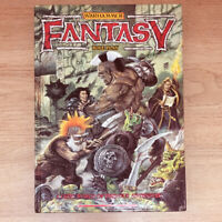 Warhammer Fantasy Roleplay (WFRP) 1st Edition Hardback, Games Workshop