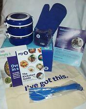 Weight Watchers WW Starter Kickstart Kit Lunchbox Tote mitt cookbook NEW! 2020