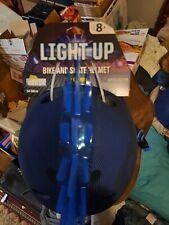 Krash Light Up Helmet Youth (Bike and Skate helmet)