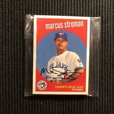 2018 TOPPS ARCHIVES TORONTO BLUE JAYS TEAM SET 7 CARDS  MARCUS STROMAN +