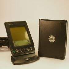 Palm Pilot VIIx w/ cradles Keyboard cases manuals CD