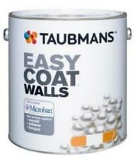 Taubmans Easy Coat Walls 1Ltr Flat White Paint with Microban