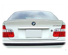 Labbro Spoiler BMW e46 3er finito laccato bordo di strappo posteriore ala posteriore tuning REAR