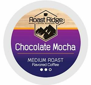 Roast Ridge Single Serve Coffee Pods Chocolate Mocha 100 Count