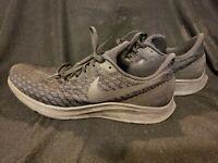 Nike Air Zoom Pegasus 35 Triple Black Mens Sz 9 Running Shoes 942851-002 NEW