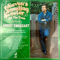 Jimmy Swaggart - Heaven's Sounding Sweeter All The Time SEALED Vinyl LP Record