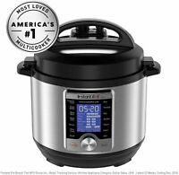 Instant Pot Ultra 3 Qt 10in1 Multi Use Programmable Pressure Cooker Slow Cooker