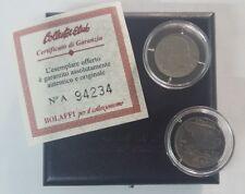 Monete Regno Italia Vittorio Emanuele lll 20 e 50 cents 1941 real coins Bolaffi