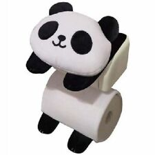 Toilet Paper Holder Roll Storage Panda Cover Kawaii