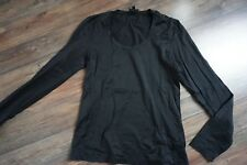 +++ MISS SIXTY schwarzes Shirt XL 40 NEU