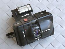 ✅ Olympus XA - Zuiko 35mm f2,8 -  telemetro rangefinder + flash A16 - XA 2 3 4