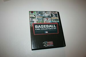 TOPPS Baseball Card Clubhouse Collectors Book